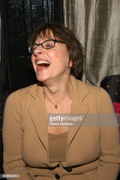 Patti LuPone attends Valentine's Day Cocktail Party hosted by Abby Weisman and Robin Navrozov at Serena's on February 14 2006 in New York City