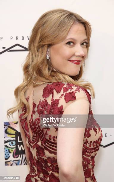 Patti Murin attends the 2018 Drama League Awards at the Marriot Marquis Times Square on May 18 2018 in New York City