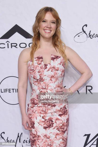 Patti Murin attends Variety's Power of Women New York at Cipriani Wall Street on April 13 2018 in New York City