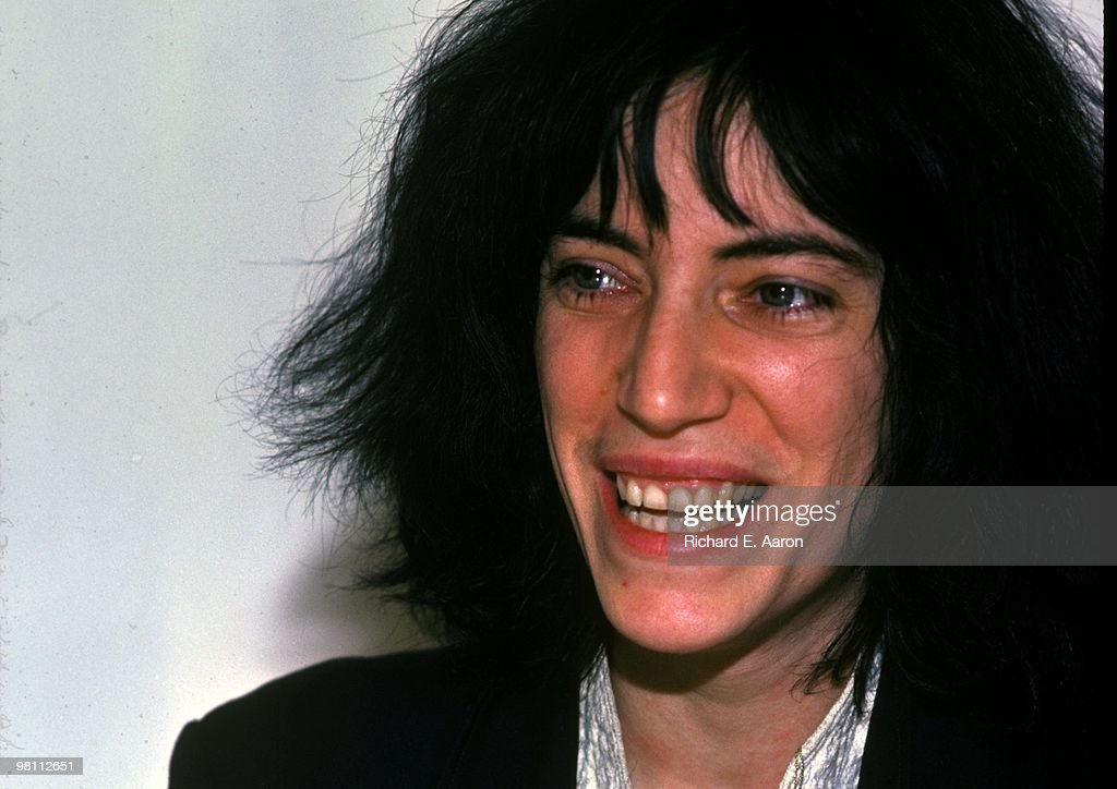 Patti Smith Performs In New York : News Photo