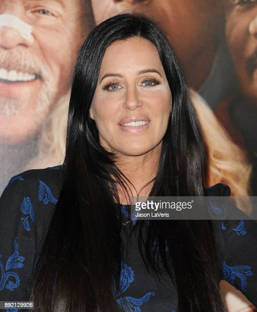 Patti Stanger attends the premiere of 'Father Figures' at TCL Chinese Theatre on December 13 2017 in Hollywood California