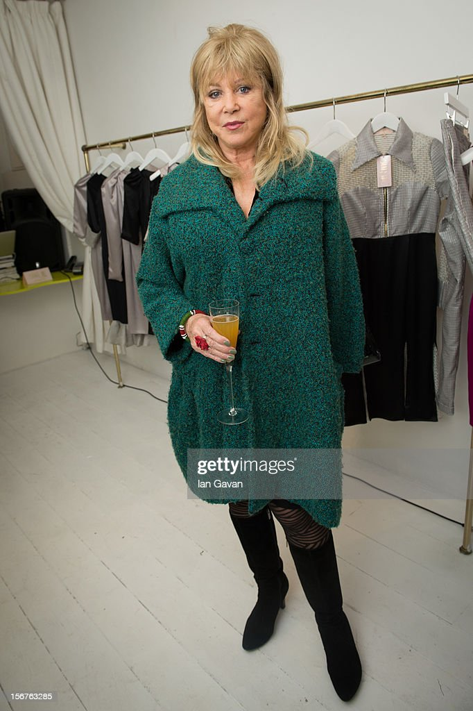 Pattie Boyd attends the Star Hu store launch party on November 20, 2012 in London, United Kingdom.