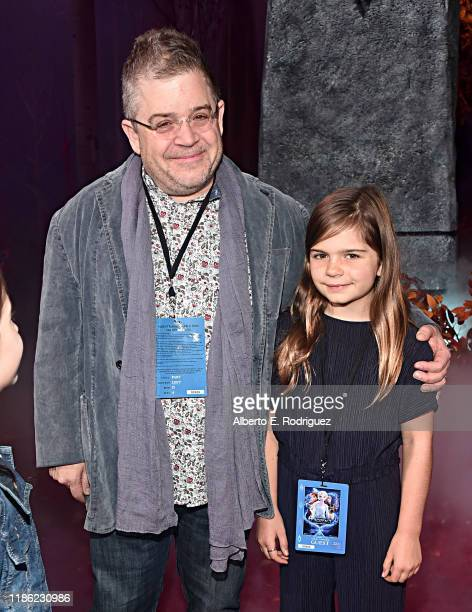 Patton Oswalt and Alice Rigney Oswalt attend the world premiere of Disney's Frozen 2 at Hollywood's Dolby Theatre on Thursday November 7 2019 in...