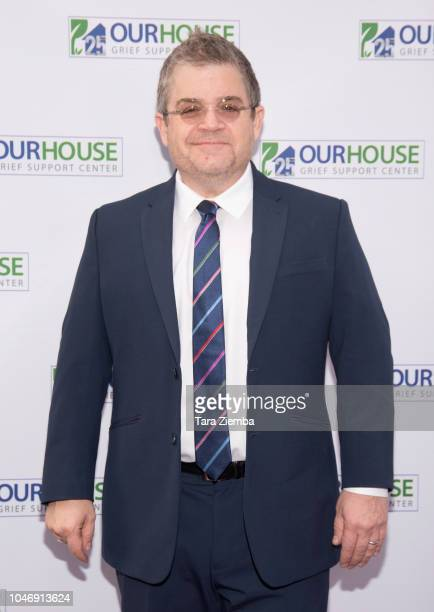 Patton Oswalt attends OUR HOUSE Grief Support Center's 25th Anniversary House of Hope Gala at Sony Pictures Studios on October 6 2018 in Culver City...