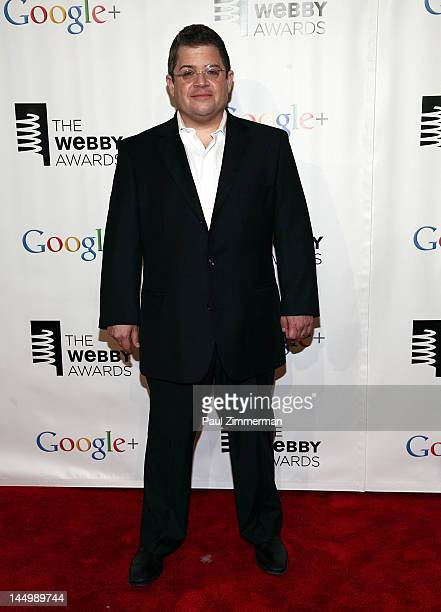 Patton Oswalt attends the 16th Annual Webby Awards at Hammerstein Ballroom on May 21, 2012 in New York City.