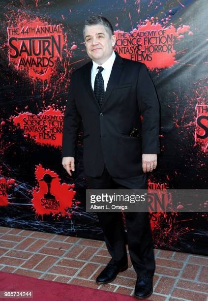 Patton Oswalt attends the Academy Of Science Fiction, Fantasy & Horror Films' 44th Annual Saturn Awards at The Castaway on June 27, 2018 in Burbank,...