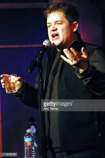 Patton Oswalt during HBO's US Comedy Arts Festival Belly Up Stand Up in Aspen Colorado United States
