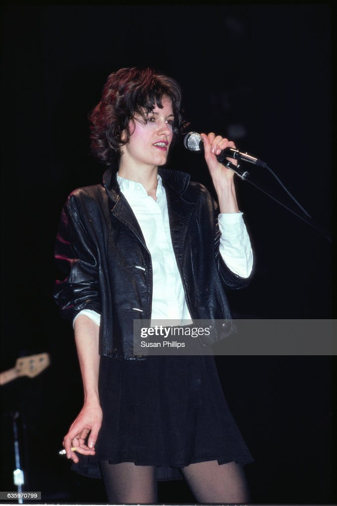 Patty Donahue of The Waitresses : News Photo