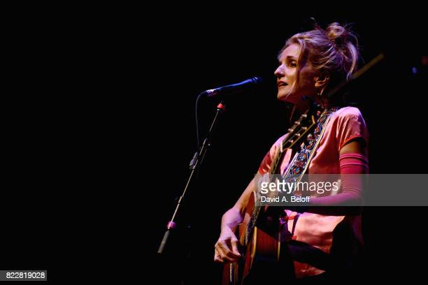 Patty Griffin performs live at The Sandler Center for the Performing Arts on July 25 2017 in Virginia Beach Virginia