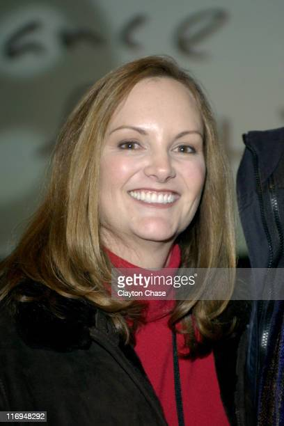 "Patty Hearst during 2004 Sundance Film Festival - Documentary Competetion: ""Neverland"" Premiere at HVC III in Park City, Utah, United States."