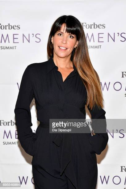 Patty Jenkins attends the 2017 Forbes Women's Summit at Spring Studios on June 13 2017 in New York City