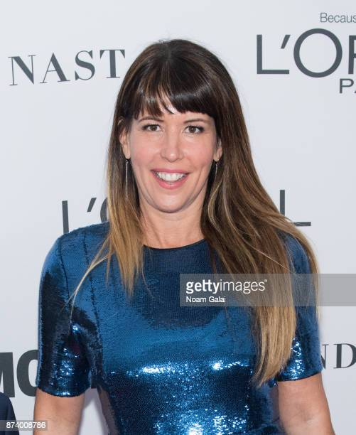 Patty Jenkins attends the 2017 Glamour Women of The Year Awards at Kings Theatre on November 13 2017 in New York City