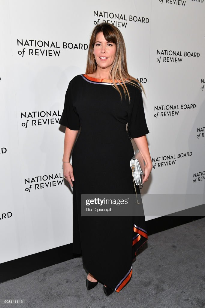 Patty Jenkins attends the 2018 National Board of Review Awards Gala at Cipriani 42nd Street on January 9, 2018 in New York City.