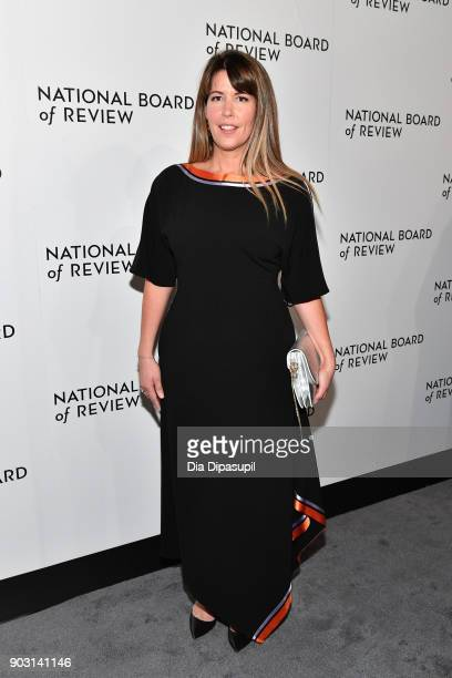 Patty Jenkins attends the 2018 National Board of Review Awards Gala at Cipriani 42nd Street on January 9 2018 in New York City