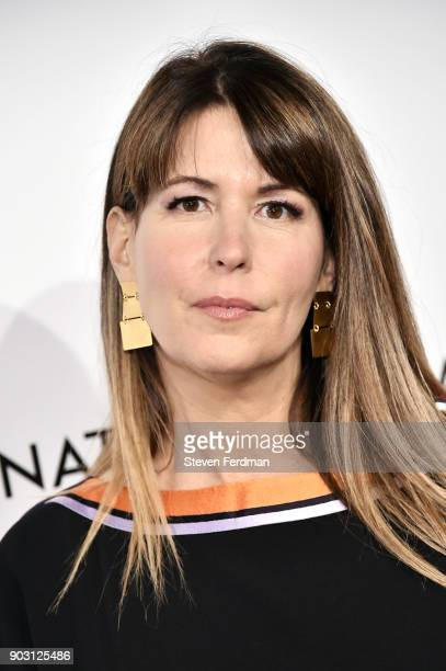 Patty Jenkins attends the 2018 The National Board Of Review Annual Awards Gala at Cipriani 42nd Street on January 9 2018 in New York City