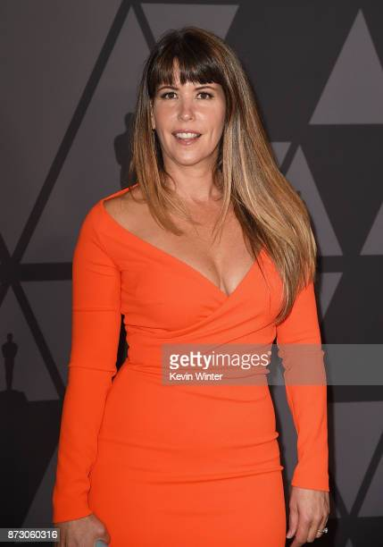 Patty Jenkins attends the Academy of Motion Picture Arts and Sciences' 9th Annual Governors Awards at The Ray Dolby Ballroom at Hollywood Highland...