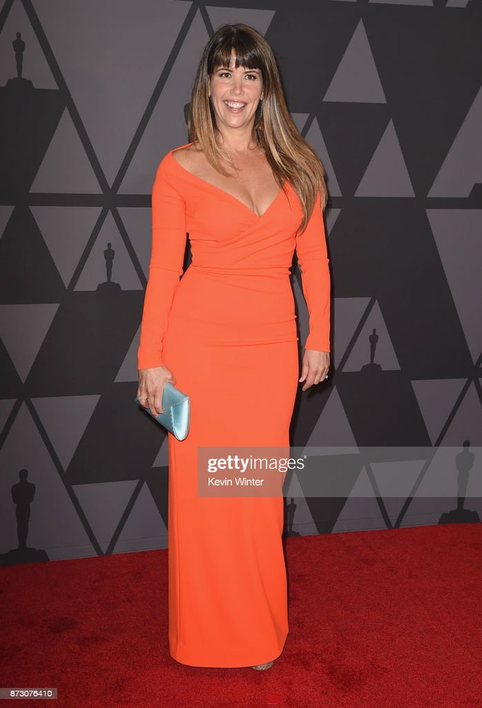 Patty Jenkins attends the Academy of Motion Picture Arts and Sciences' 9th Annual Governors Awards at The Ray Dolby Ballroom at Hollywood & Highland Center on November 11, 2017 in Hollywood, California.