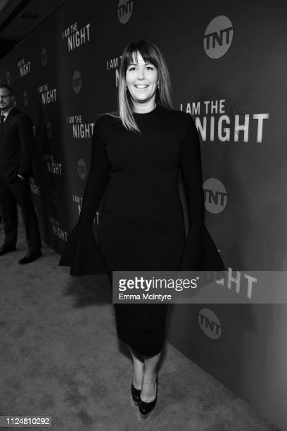 Patty Jenkins attends the I Am The Night Los Angeles Premiere on January 24 2019 in Los Angeles California 484213