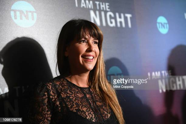 Patty Jenkins attends the I Am the Night Premiere at Metrograph on January 22 2019 in New York City 484171