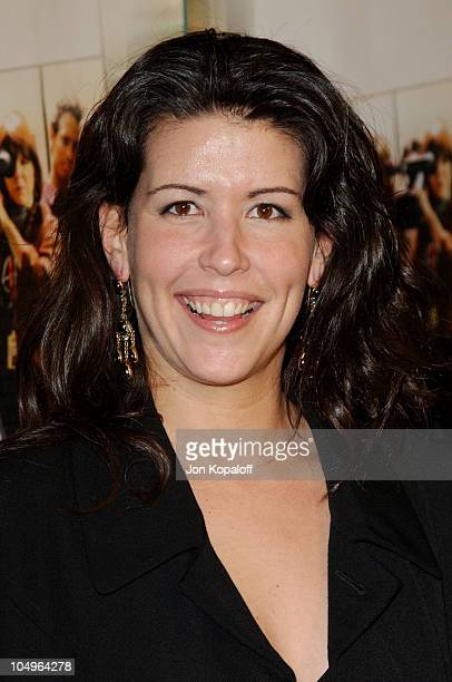 """Patty Jenkins during World Premiere of """"Monster"""" At The Closing Night of AFI Fest 2003 at The ArcLight Cinerama Dome in Hollywood, California, United..."""