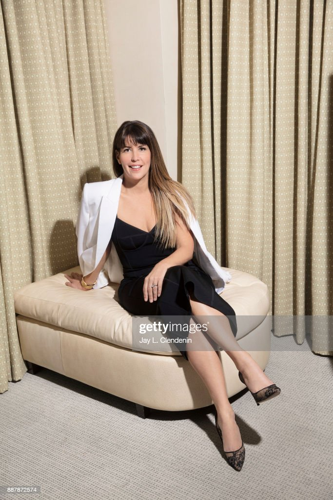 Patty Jenkins is photographed for Los Angeles Times on October 30, 2017 in Los Angeles, California. PUBLISHED IMAGE.