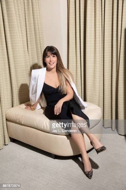 Patty Jenkins is photographed for Los Angeles Times on October 30 2017 in Los Angeles California PUBLISHED IMAGE CREDIT MUST READ Jay L Clendenin/Los...