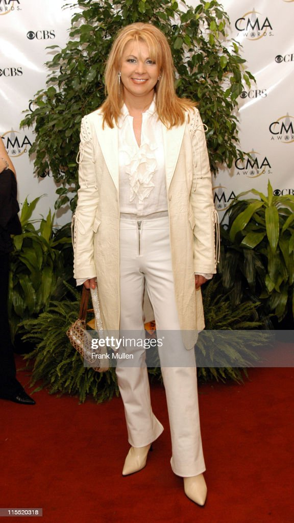 Patty Loveless during 37th Annual CMA Awards - Arrivals at The Grand Ole Opry in Nashville, TN, United States.