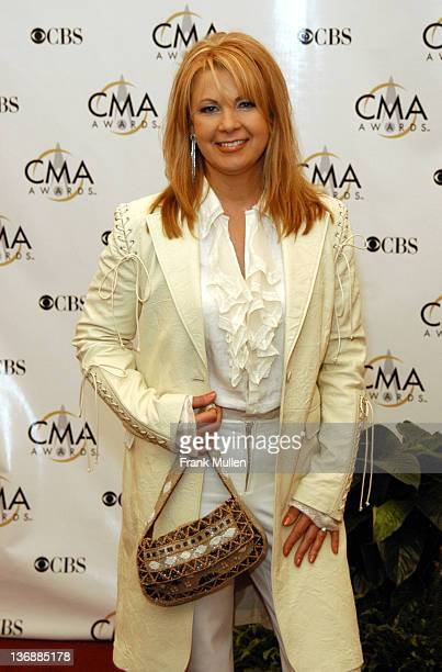 Patty Loveless during 37th Annual CMA Awards Arrivals at The Grand Ole Opry in Nashville TN United States