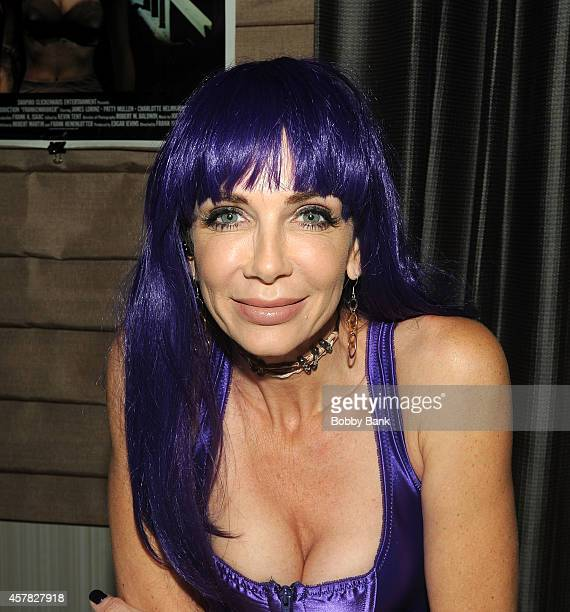 Patty Mullen attends Day 1 of the Chiller Theatre Expo at Sheraton Parsippany Hotel on October 24 2014 in Parsippany New Jersey