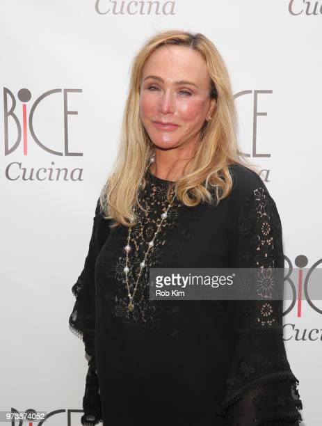 Patty Raynes attends Bice Cucina Restaurant Opening on June 13 2018 in New York City