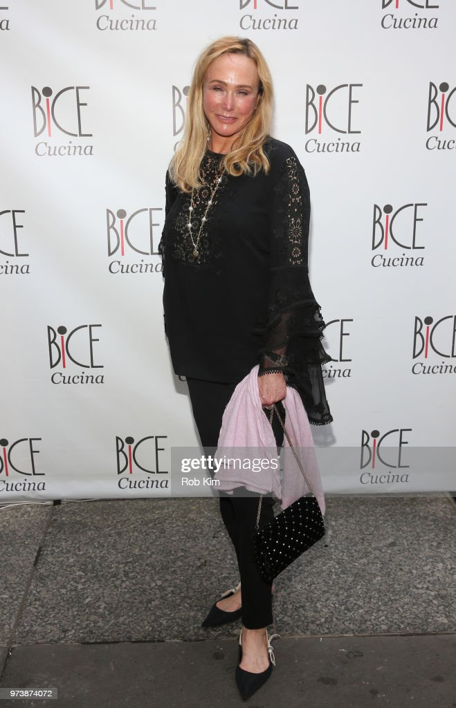 Patty Raynes attends Bice Cucina Restaurant Opening on June 13, 2018 in New York City.