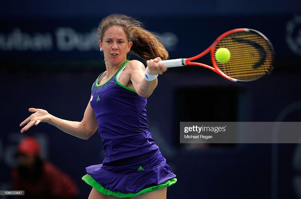 WTA Dubai Barclays Tennis Championship - Day Four