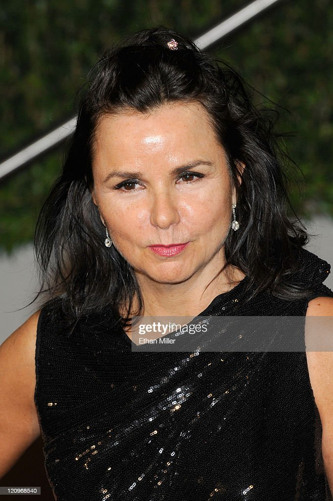 Patty Smyth arrives at the 2010 Vanity Fair Oscar Party hosted by Graydon Carter held at Sunset Tower on March 7, 2010 in West Hollywood, California.