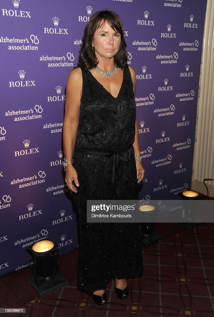 Patty Smyth attends the 2011 Rita Hayworth Gala at The Waldorf=Astoria on October 25, 2011 in New York City.