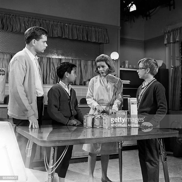 SHOW Patty the Foster Mother airdate 4/15/64 Eddie Applegate Delfini De Arco Patty Duke Paul O'Keefe