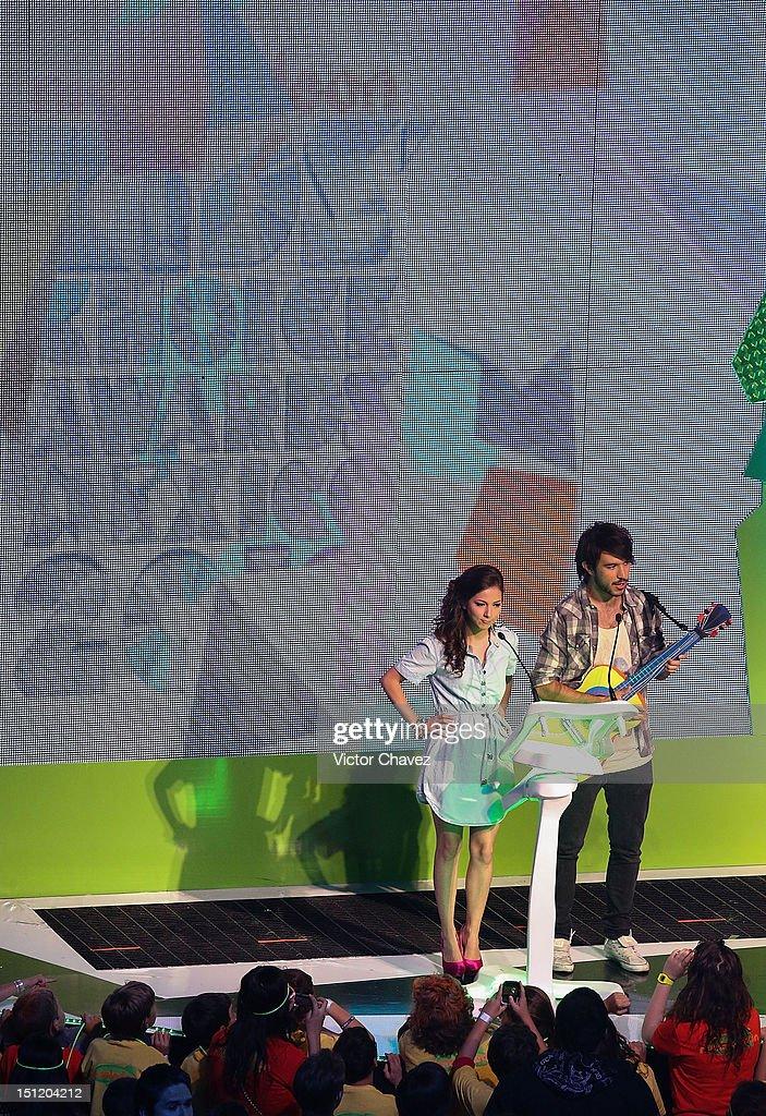 Kids Choice Awards Mexico 2012 - Show : News Photo