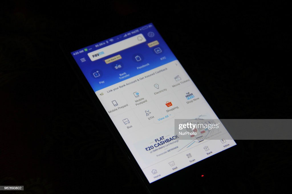 Paytm Provided Personal Data Of Kashmiris To A Political Party