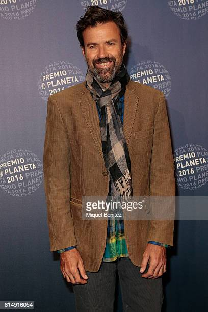 Pau Dones attends the '65th Premio Planeta' Literature Award the most valuable literature award in Spain with 601000 euros for the winner at the...