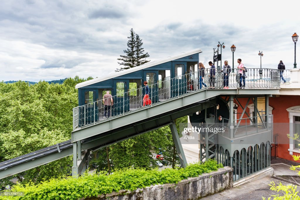 Pau Funicular. : News Photo