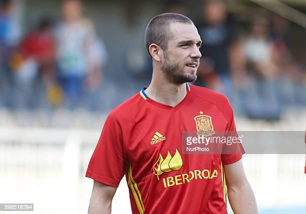 Pau Lopez new player of Tottenhamof Spain U21 during the UEFA Euro U21 2017 Qualifiers match at Nou Estadi Castlia Castellon de la Plana