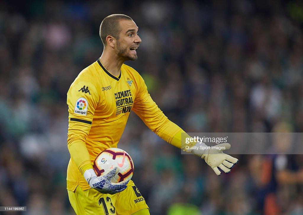 ESP: Real Betis Balompie v Valencia CF - La Liga
