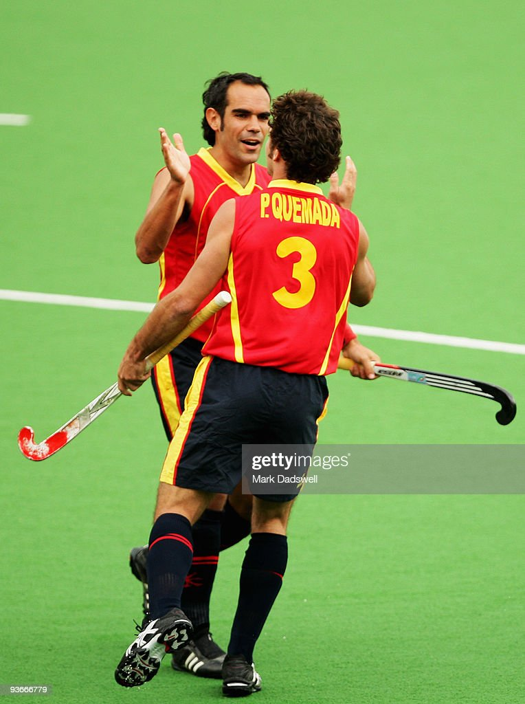 2009 Hockey Champions Trophy - Day 4