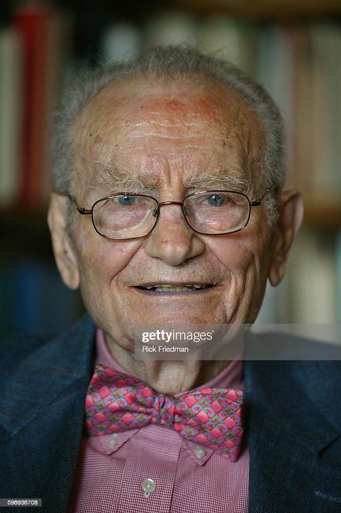 Professor Paul Samuelson : Nyhetsfoto