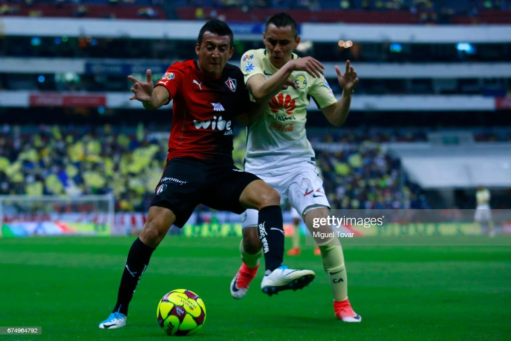 America v Atlas - Torneo Clausura 2017 Liga MX : News Photo