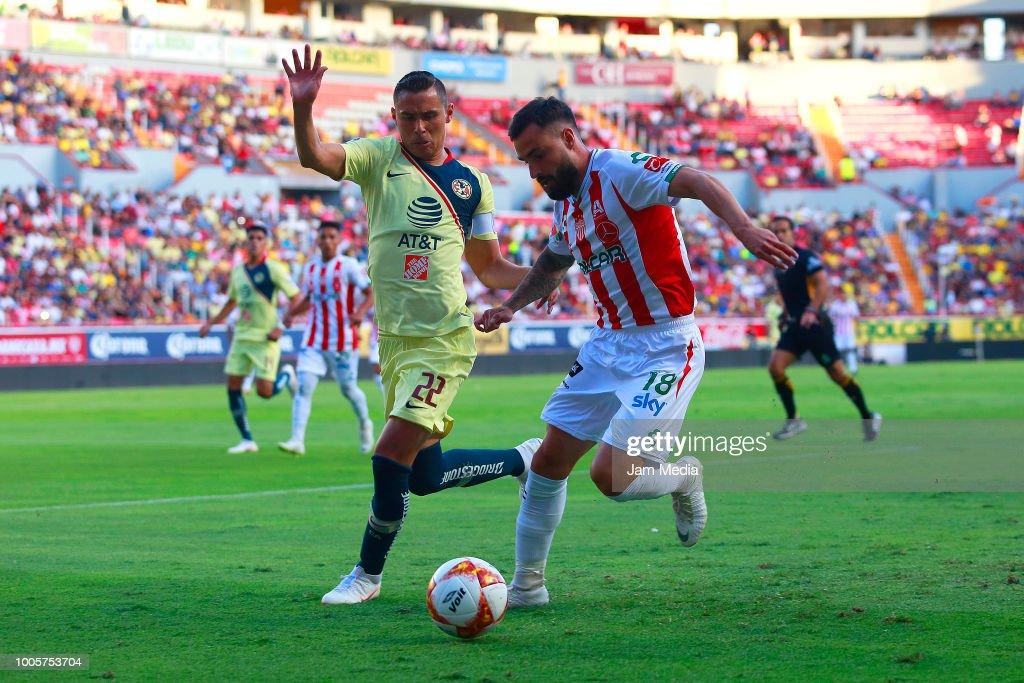 Necaxa v America - Torneo Apertura 2018 Liga MX