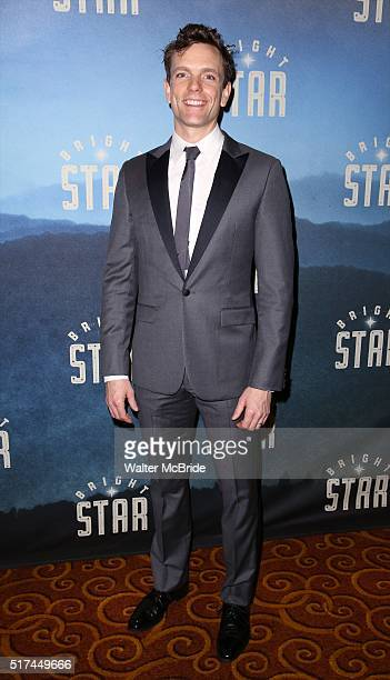 Paul Alexander Nolan attends the 'Bright Star' Opening Night after party at Gotham Hall on March 24, 2016 in New York City.