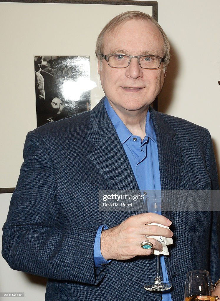 Charles Finch Hosts The 8th Annual Filmmakers Dinner with Jaeger Le-Coultre : News Photo