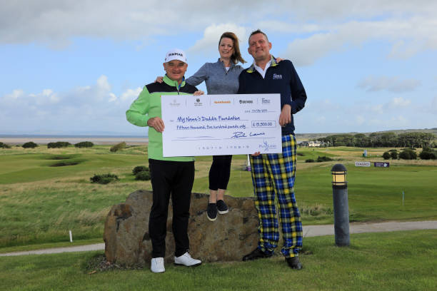 GBR: 2019 Scottish Senior Open - Day Two