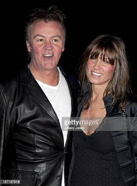 Paul And Stacey Young Arrives For The Premiere Of The Film Michael Jackson'S This Is It At The Odeon West End In London