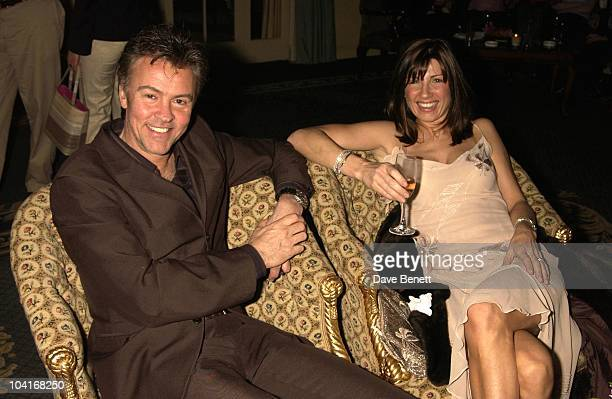 Paul And Stacey Young 'Vanilla Sky' Premiere At The Empire Leicester Square Party At The Dorchester Hotel London